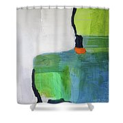 One Day I Was Dreaming Shower Curtain