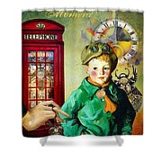 One Enchanted Moment Shower Curtain