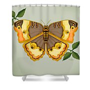 One More Jewel For The Garden Shower Curtain