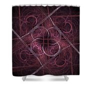 One Night In Kyoto Shower Curtain