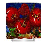 One Of Those Beautiful Still Life Shower Curtain