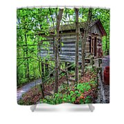 One Room School House Shower Curtain