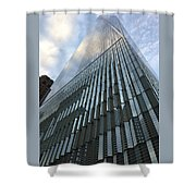 One World Trade Center #11 Shower Curtain
