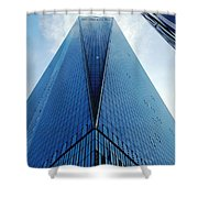 One World Trade Center - Nyc Shower Curtain