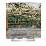 O'neil Bridge4 Shower Curtain