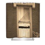 Jonesborough Tennessee - One Window Shower Curtain