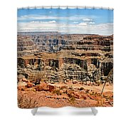 Ongtupqa Shower Curtain