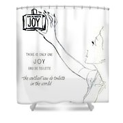 Only One Shower Curtain by ReInVintaged