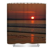 Oob Sunrise 2 Shower Curtain