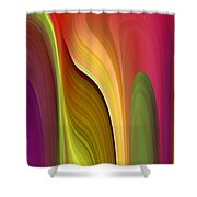 Oomph Shower Curtain
