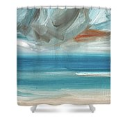 Open Seas Shower Curtain