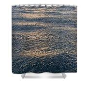 Open Water Shower Curtain