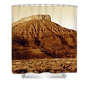 Opening Of The West Shower Curtain