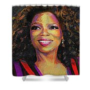 Oprah Shower Curtain