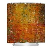 Opt.10.16 Healing Shower Curtain