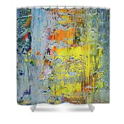 Opt.66.16 A New Day Shower Curtain