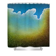 Opt.70.15 Coming Home Shower Curtain