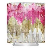 Opulence Rose Shower Curtain