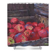 Orchard's Harvest Shower Curtain