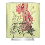 Orchid - 30 Shower Curtain