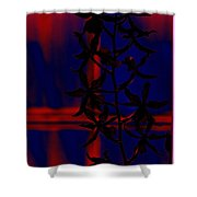 Orchid Impression Shower Curtain