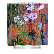 Orchid O Shower Curtain