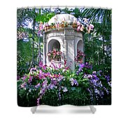 Orchid Paradise Shower Curtain
