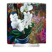Orchid You Shower Curtain