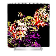 Orchidelia Shower Curtain