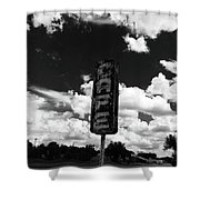 Order Up Flo Shower Curtain