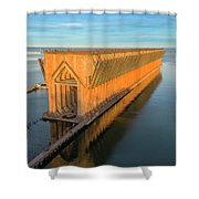 Ore Shower Curtain