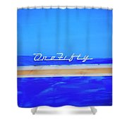 Ore Fifty Shower Curtain