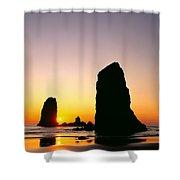 Oregon, Cannon Shower Curtain