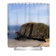 Oregon Coast 4 Shower Curtain