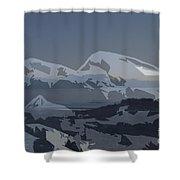 Oregon Coast 4 Shower Curtain