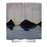 Oregon Coast Shower Curtain