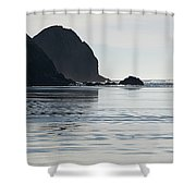 Oregon Commuter Shower Curtain