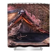 Orient - Shofuso House Shower Curtain