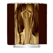 Orison 1 Shower Curtain