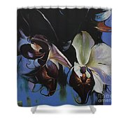 Orkidoo Shower Curtain