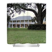 Ormond Plantation Shower Curtain
