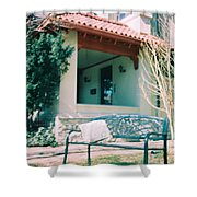 Ormsby Ave. 14 Color Shower Curtain