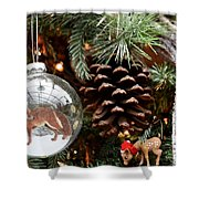 Ornament 228 Shower Curtain
