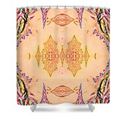 Ornamented Beauty Shower Curtain