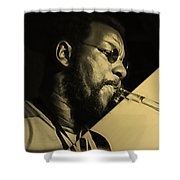 Ornette Coleman Collection Shower Curtain