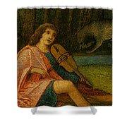 Orpheus Giovanni Bellini Shower Curtain