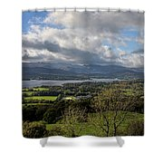 Orrest Head And Windermere Shower Curtain