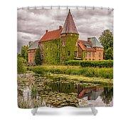 Ortofta Slott Shower Curtain