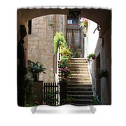 Orvieto Arch Shower Curtain