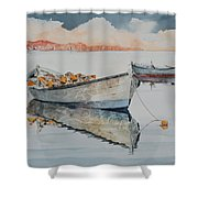 Orze Shower Curtain